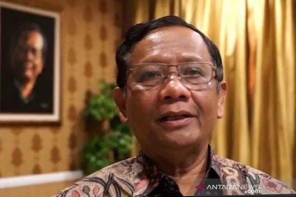 Mahfud MD Balas Kritikan Presiden PKS, Keras Banget! - JPNN.com