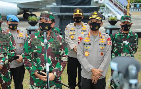 5 Berita Terpopuler: Telegram Baru Kapolri, Panglima TNI Keluarkan Perintah, Covid-19 Menjadi-jadi - JPNN.com