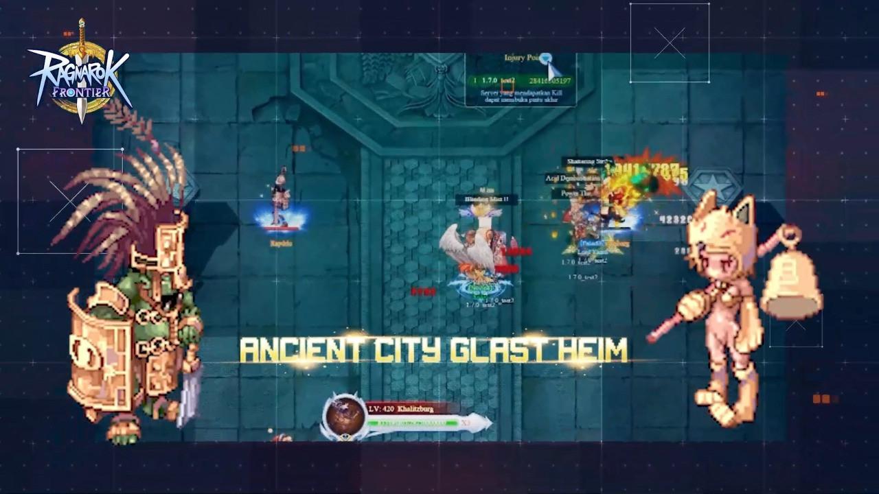 Gim Ragnarok Frontier Bawa Pembaruan di Ancient City Glast Heim - JPNN.com