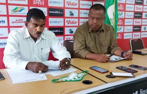 Dicoret dari Kepesertaan Piala Menpora 2021, PSMS Sebut PT LIB Plin-Plan - JPNN.com