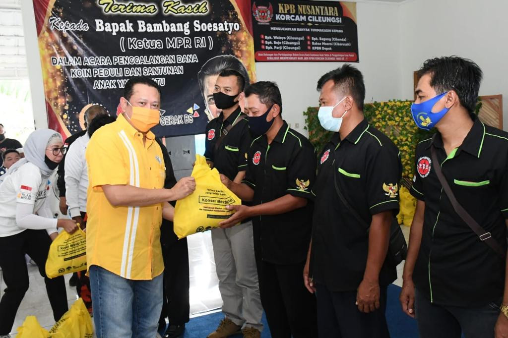Bamsoet: Komunitas Pedagang Bakso Menunjukkan Semangat Pancasila - JPNN.com