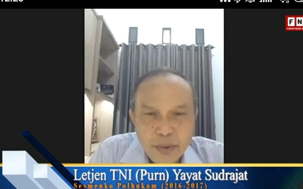 Mantan Kepala BAIS Ingat Jenderal Gatot Nurmantyo Redam Bentrokan TNI-Polri, Saat Itu Mirip Perang - JPNN.com
