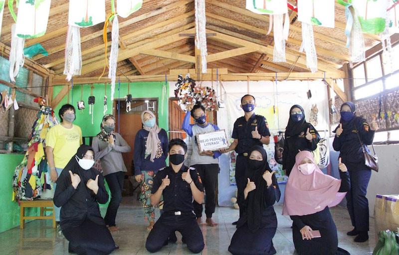 Bea Cukai Yogyakarta Peduli Sekolah Gratis Kaum Marginal  - JPNN.com