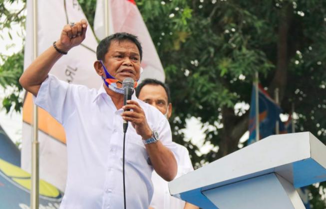 Meski KSS Ditarik, Masyarakat Parimo Tetap Yakin Pilih Rusdy-Ma'mun - JPNN.com