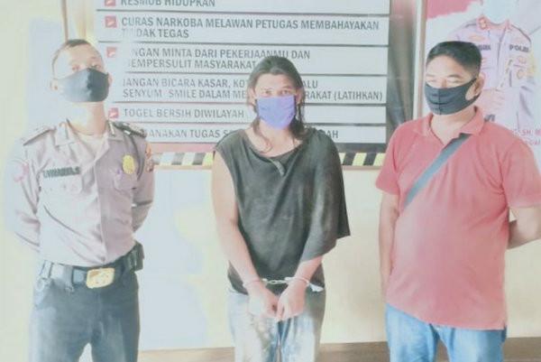 KS yang Kerap Pamer Barang Terlarang Akhirnya Tak Berkutik, Nih Wajahnya - JPNN.com