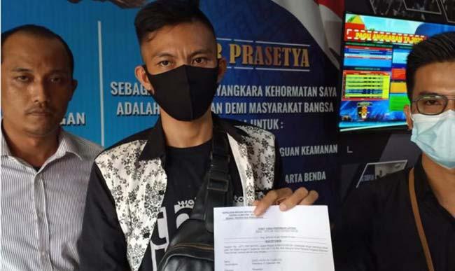 Andika Ditangkap, Disuruh Bayar Rp150 Juta, Ternyata Salah Orang, 3 Oknum Polisi Dilaporkan ke Polda - JPNN.com