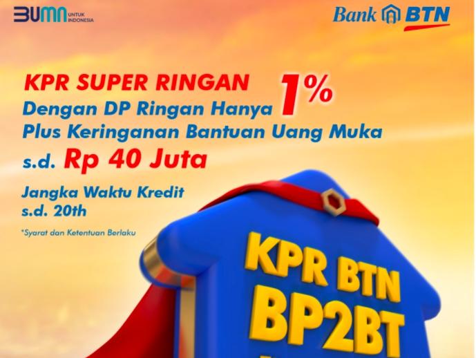 Bank BTN Rilis Fitur Baru Untuk KPR BP2BT - JPNN.com