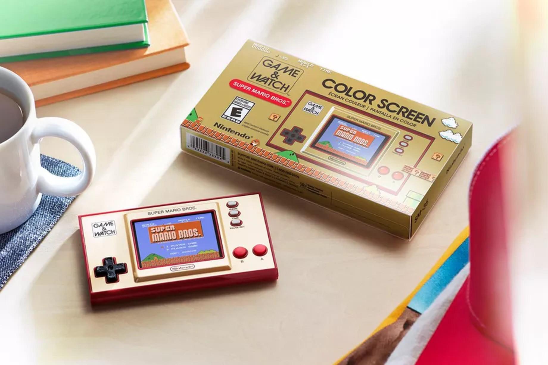 Nintendo Hadirkan Konsol Lawas Game & Watch, Lebih Segar - JPNN.com