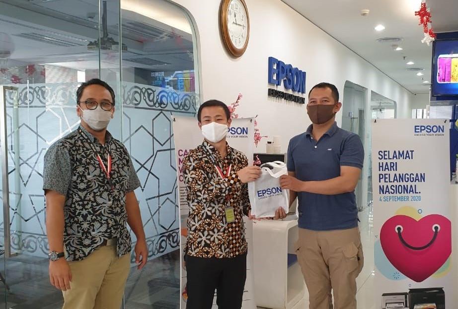 Epson Indonesia Berikan Bingkisan Menarik di Hari Pelanggan Nasional - JPNN.com