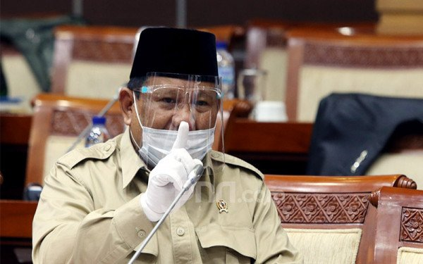 Info dari Kedubes AS: Besok Menhan Prabowo Masuk Pentagon - JPNN.com