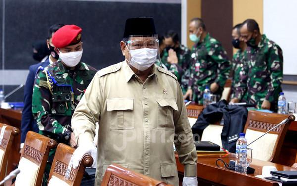 Menhan Prabowo Cari Personel Denwalsus Berpenampilan Prima - JPNN.com