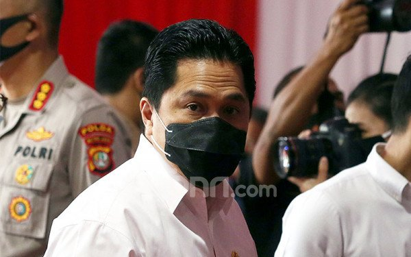 Gerakan Muda Bersatu Nasional Minta Seluruh Elemen Mendukung Erick Thohir - JPNN.com
