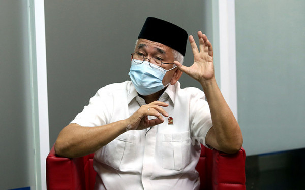 Ruhut Sitompul: Pidatonya Aku Dengar Menjatuhkan Pak Jokowi, Sampai Jatuh - JPNN.com