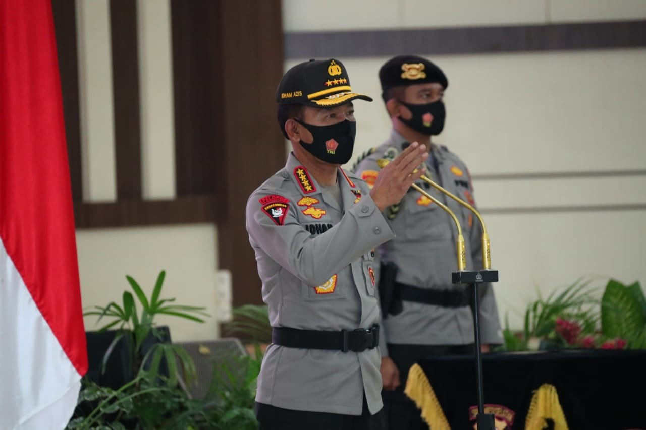 Pernyataan Tegas Kapolri Soal Kasus Djoko Tjandra dan Kebakaran Kejagung - JPNN.com