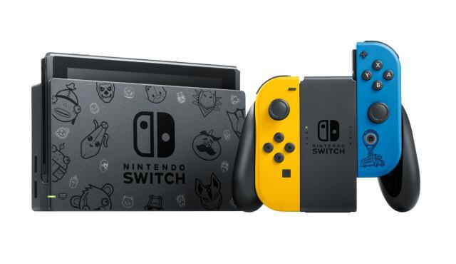 Nintendo dan Epic Game Merilis Switch Limited Edition, Sebegini Harganya - JPNN.com