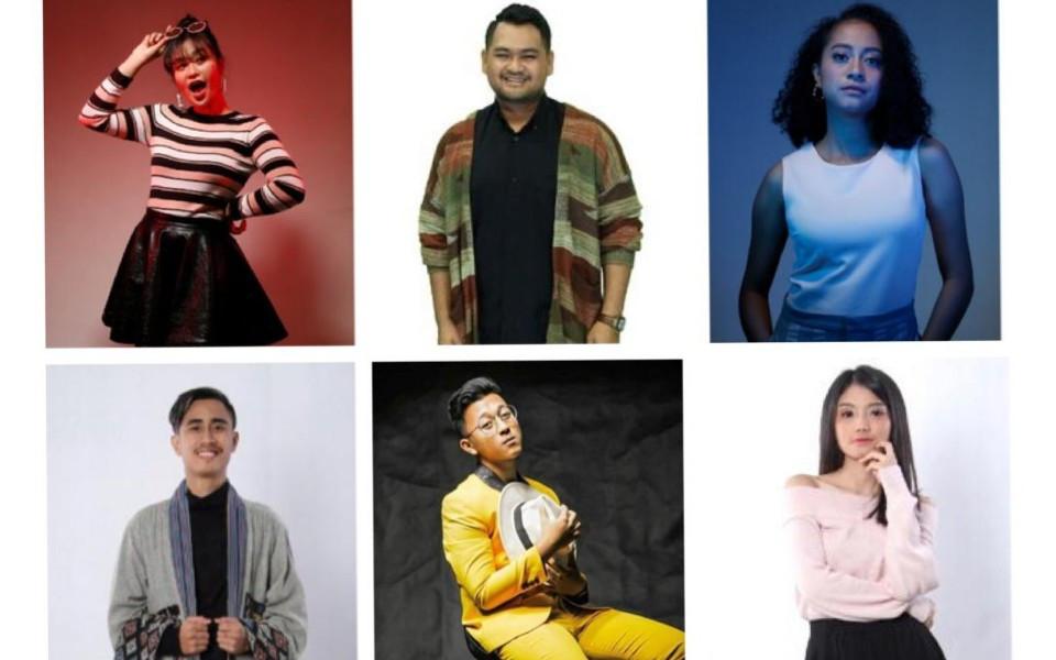 13 Jebolan Rising Star Indonesia Lepas Album Kompilasi - JPNN.com