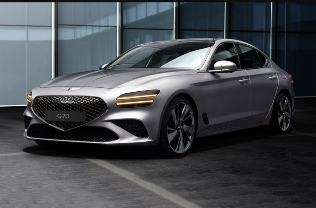 Hyundai Ungkap Kebaruan Genesis G70, Silakan Dinilai - JPNN.com