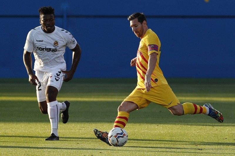 Menang 3-1, Awal Barcelona Bangkit Kembali? - JPNN.com