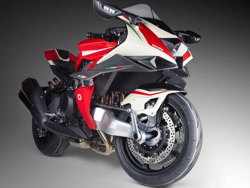 Harga Sepeda Motor Kembaran Kawasaki Ninja H2 Ini Bikin Melongo - JPNN.com