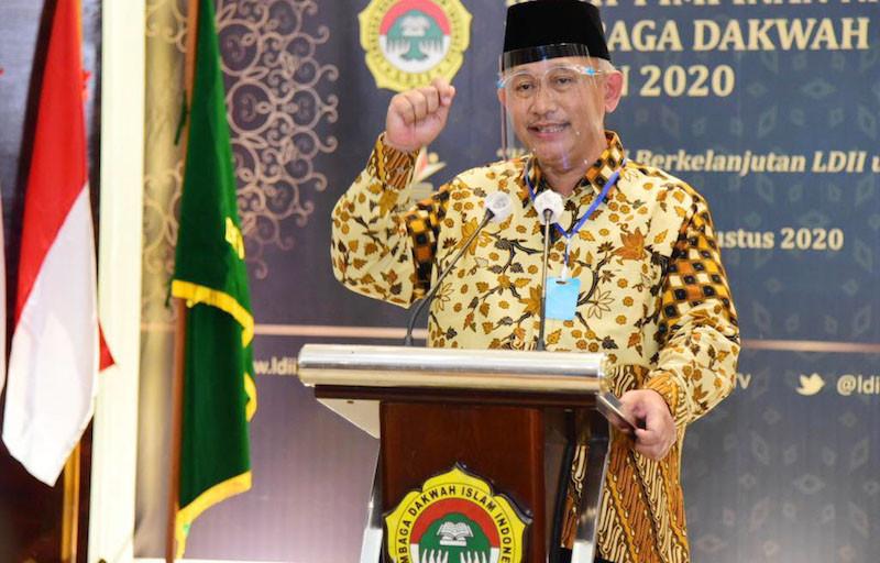 PSBB Jakarta Diperketat, LDII Minta Warga Taati Protokol Kesehatan  - JPNN.com