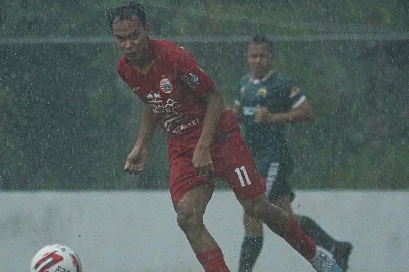 Persija Menaklukkan Tira Persikabo Berkat Gol Pemain Berdarah Batak - JPNN.com