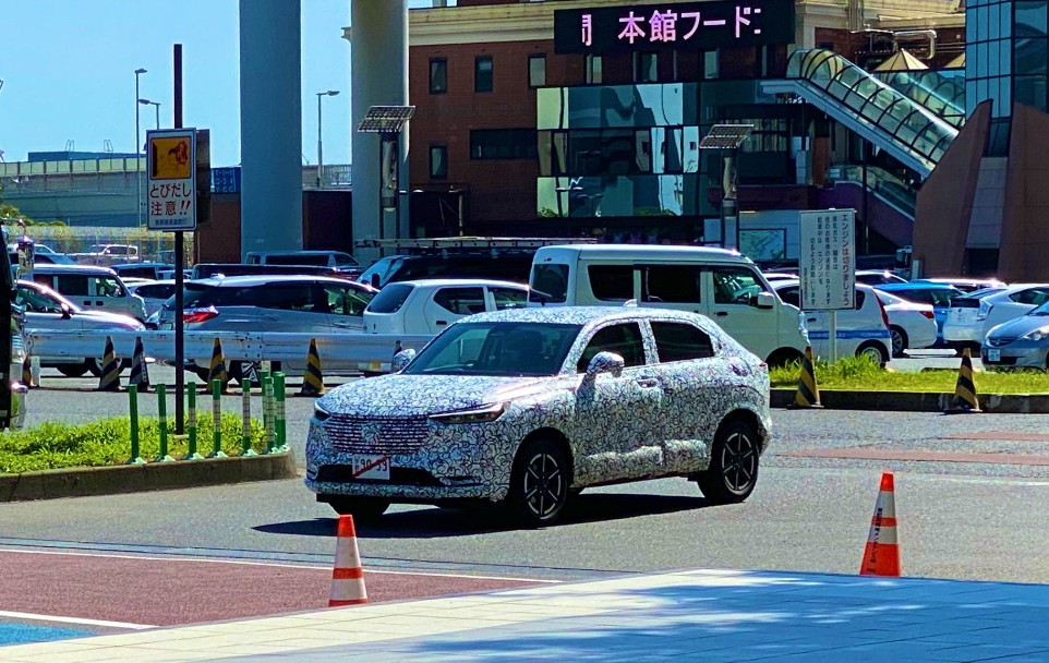 Cilukba..Honda HR-V Generasi Terbaru - JPNN.com