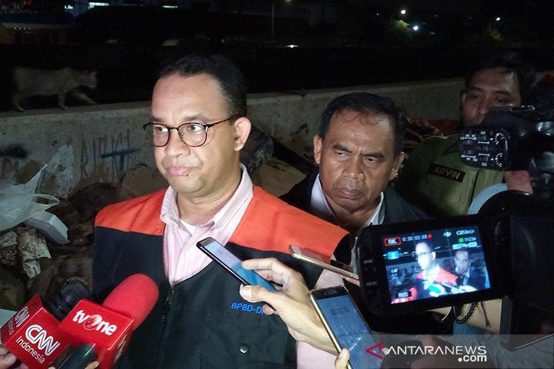 Anies Sebar Pesan Istri Almarhum Sekda DKI Jakarta Saefullah, Penting! - JPNN.com