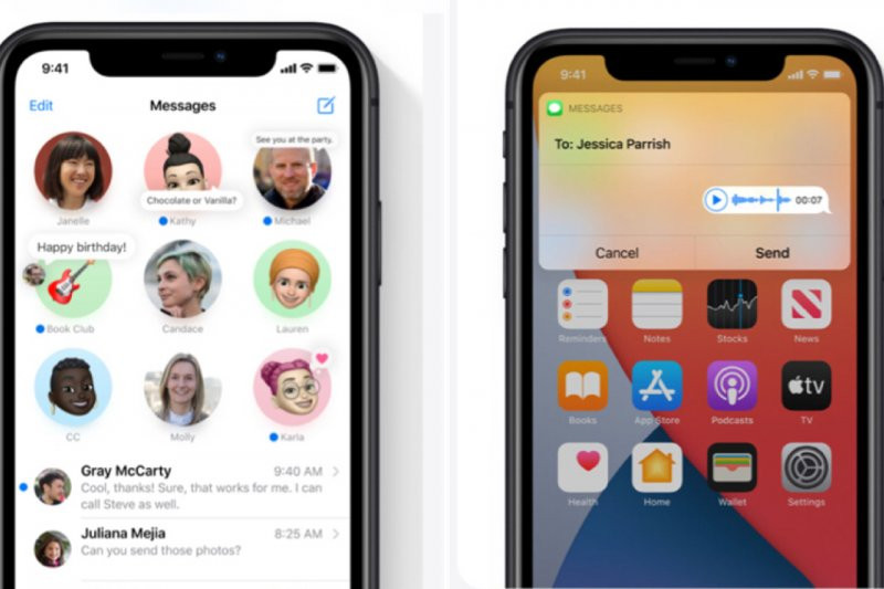 iOS 14 Resmi Diluncurkan dengan Fitur Menarik - JPNN.com