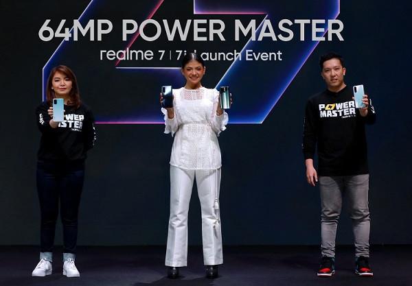 Bawa Kamera 64MP, Realme 7 Hadir dengan Banderol Rp3,9 juta - JPNN.com