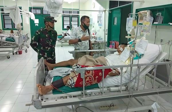 TNI Tanggung Biaya Korban Penembakan KKB Papua - JPNN.com