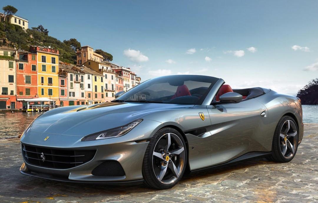 Ferrari Klaim Portofino M Lebih Agresif, Nih Buktinya - JPNN.com