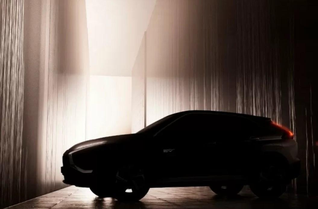 Mitsubishi Goda Penggemarnya dengan Gambar Siluet New Eclipse Cross - JPNN.com