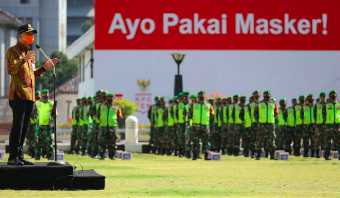 Pak Ganjar Minta Warga Penderita Diabetes dan Hipertensi Tak Keluyuran - JPNN.com