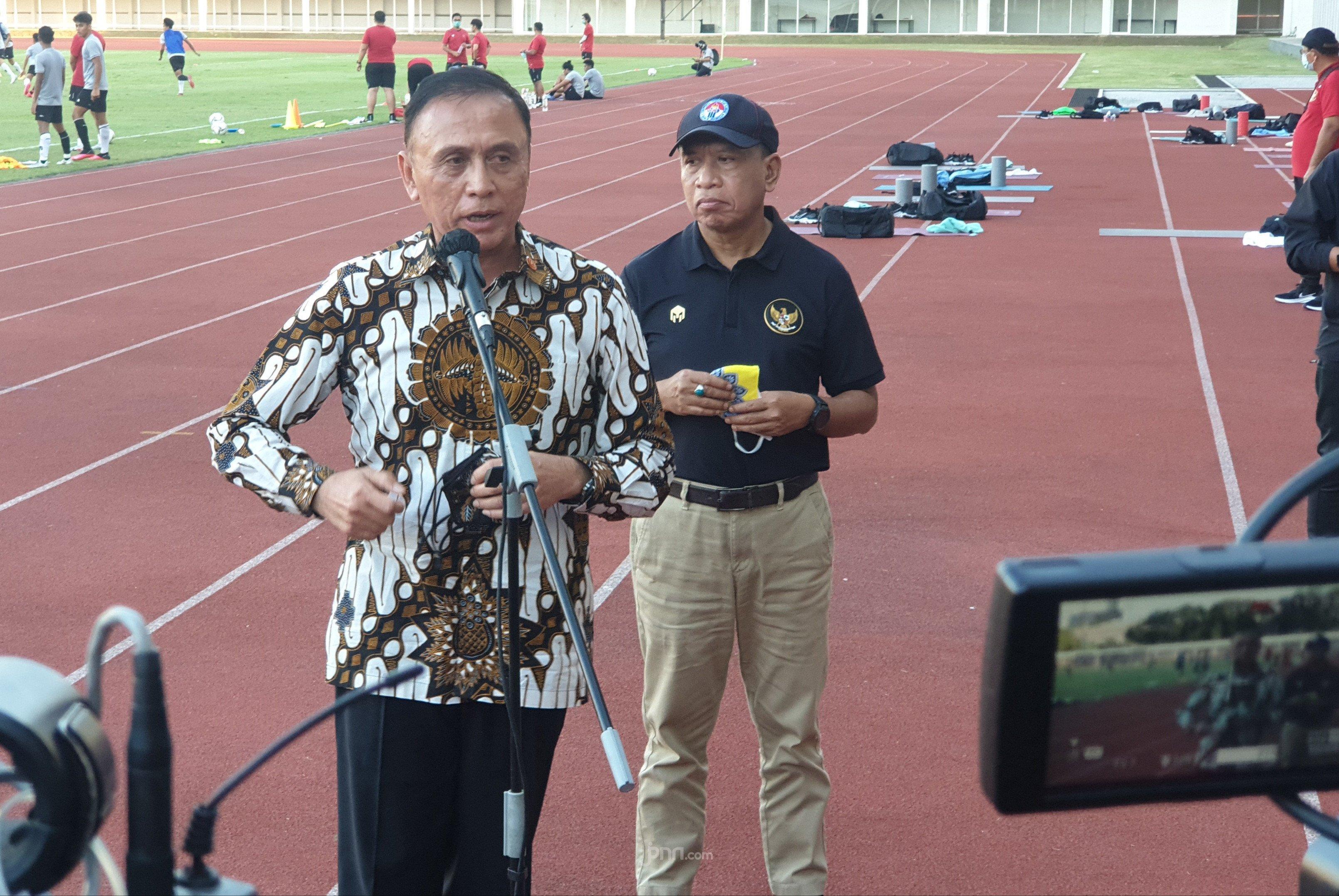 Timnas Indonesia U-19 vs Qatar: Telepon dari Iwan