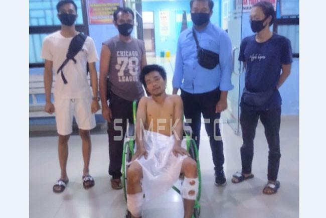 Tiga Tahun Buron, Jen Permana Akhirnya Ditangkap, Langsung Dilumpuhkan - JPNN.com