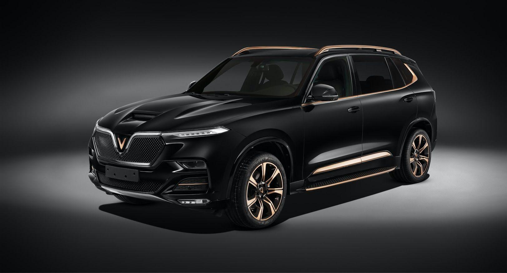 Mobil Mewah Buatan Vietnam Ini Hanya Diproduksi Terbatas, Sebegini Harganya - JPNN.com