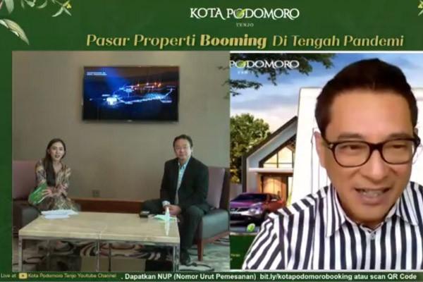 Minat Masyarakat Membeli Hunian di Kota Podomoro Tenjo Sangat Tinggi - JPNN.com
