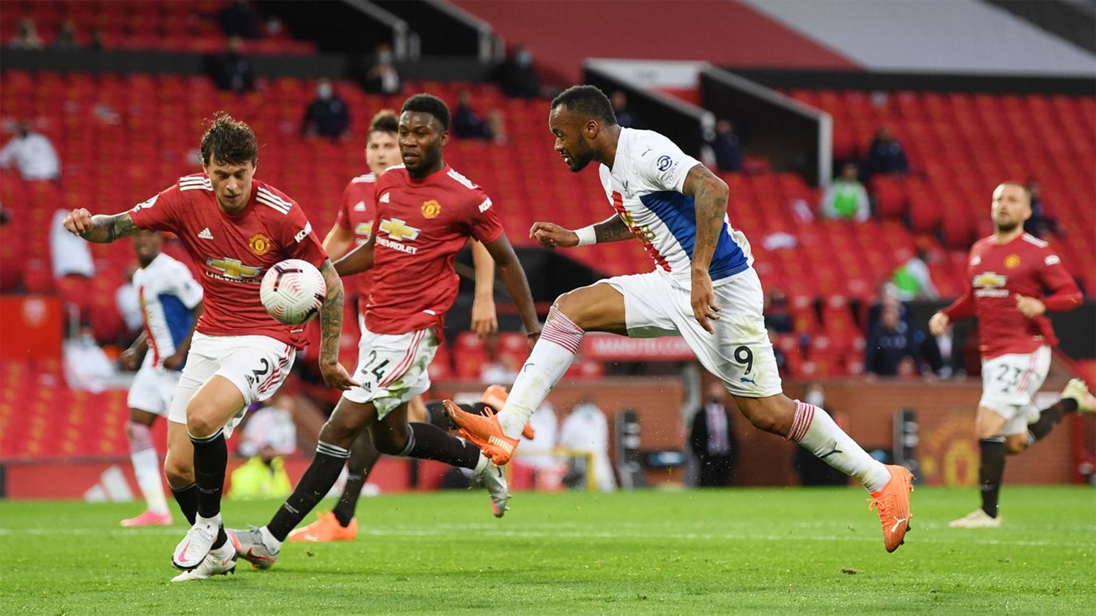 Memalukan! Manchester United Terkapar di Kandang Sendiri - JPNN.com