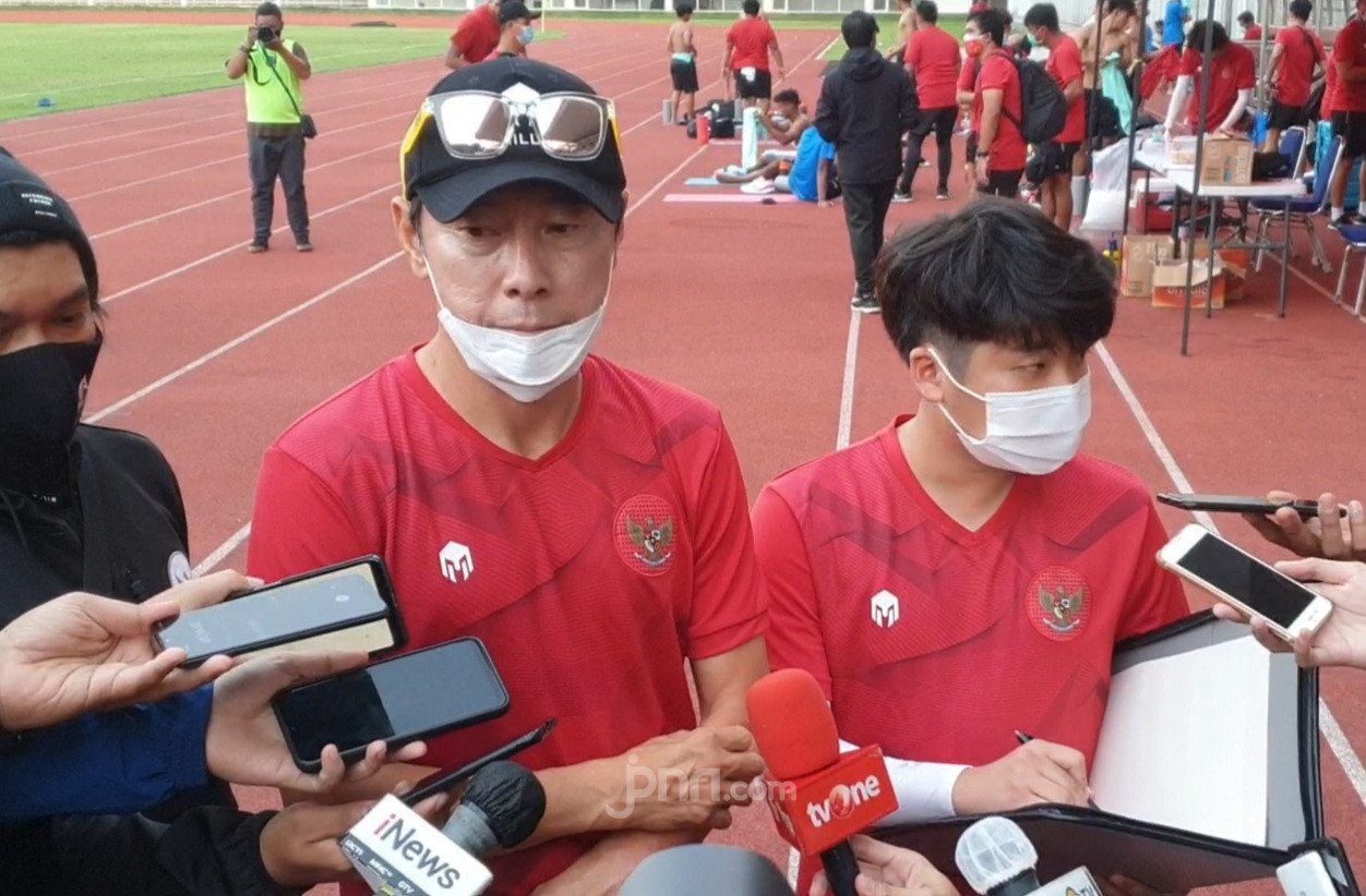 Shin Tae Yong Ternyata Lebih Terbuka kepada Media