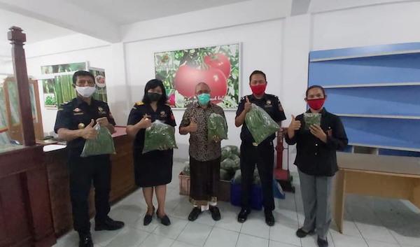 Lewat Klinik Ekspor, Bea Cukai Denpasar Dukung Produk Agro Bali Go Internasional - JPNN.com