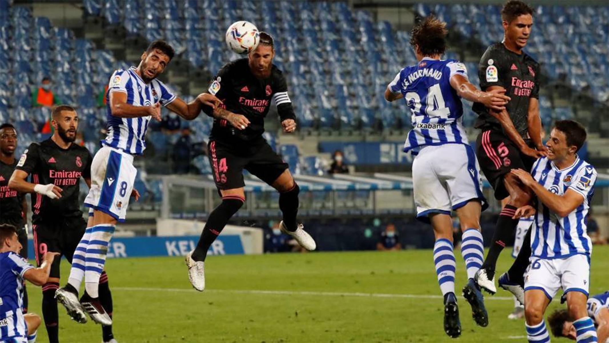 Real Madrid Mandul pada Laga Pertamanya di La Liga - JPNN.com