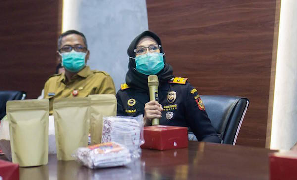 Bea Cukai Soekarno Hatta Dukung Produk UMKM Tembus Pasar Internasional - JPNN.com