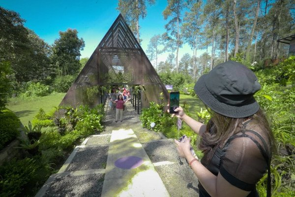 Unik, Orchid Forest Cikole Bandung Berkonsep Nomadic Tourism - JPNN.com