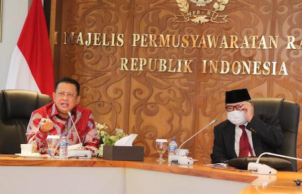 Bamsoet: Mahasiswa Harus Menjadi Generasi Berkarakter Indonesia dan Berhati Pancasila - JPNN.com