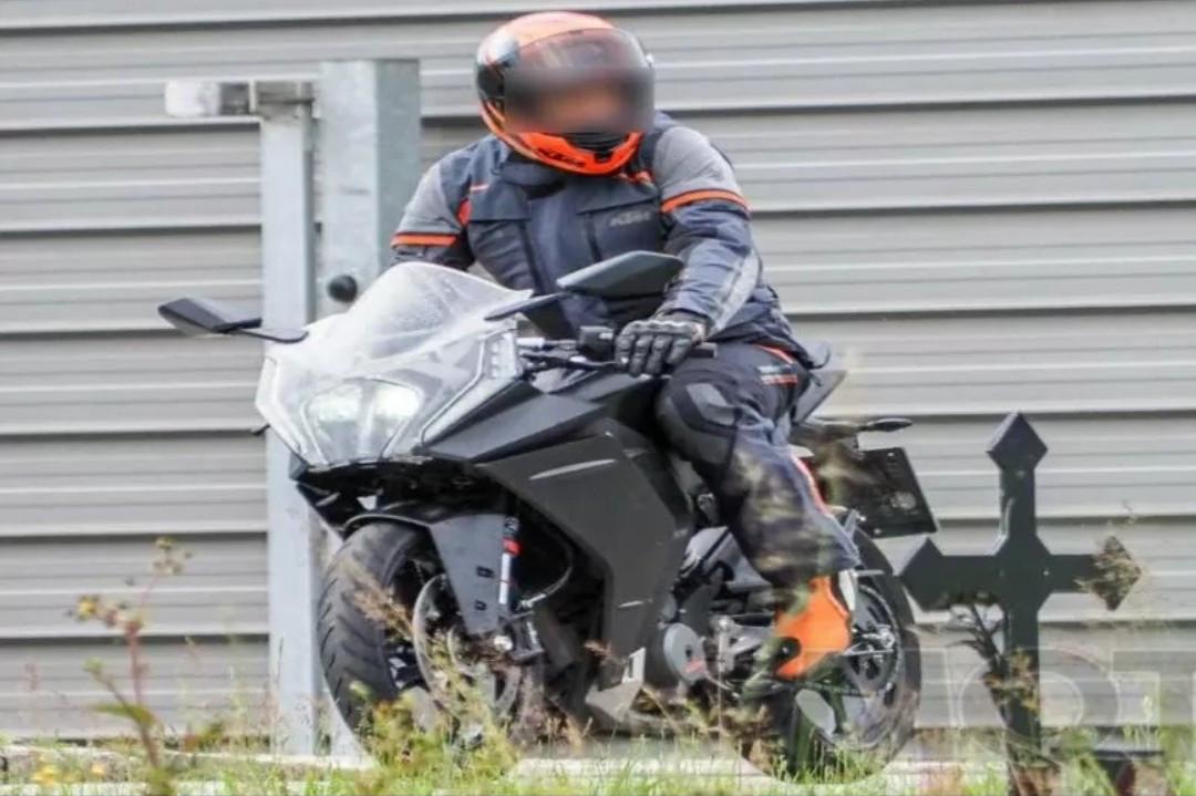 KTM Uji Coba Motor Baru, Versi 125 Cc? - JPNN.com
