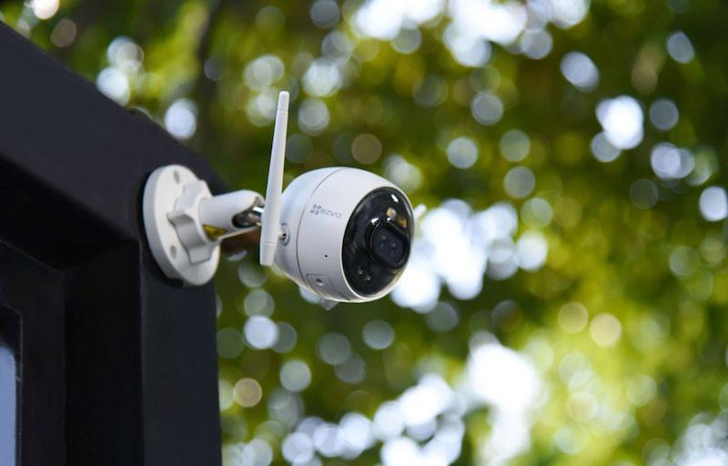 Ezviz C3X, Kamera Pengawas dengan Lensa Ganda - JPNN.com