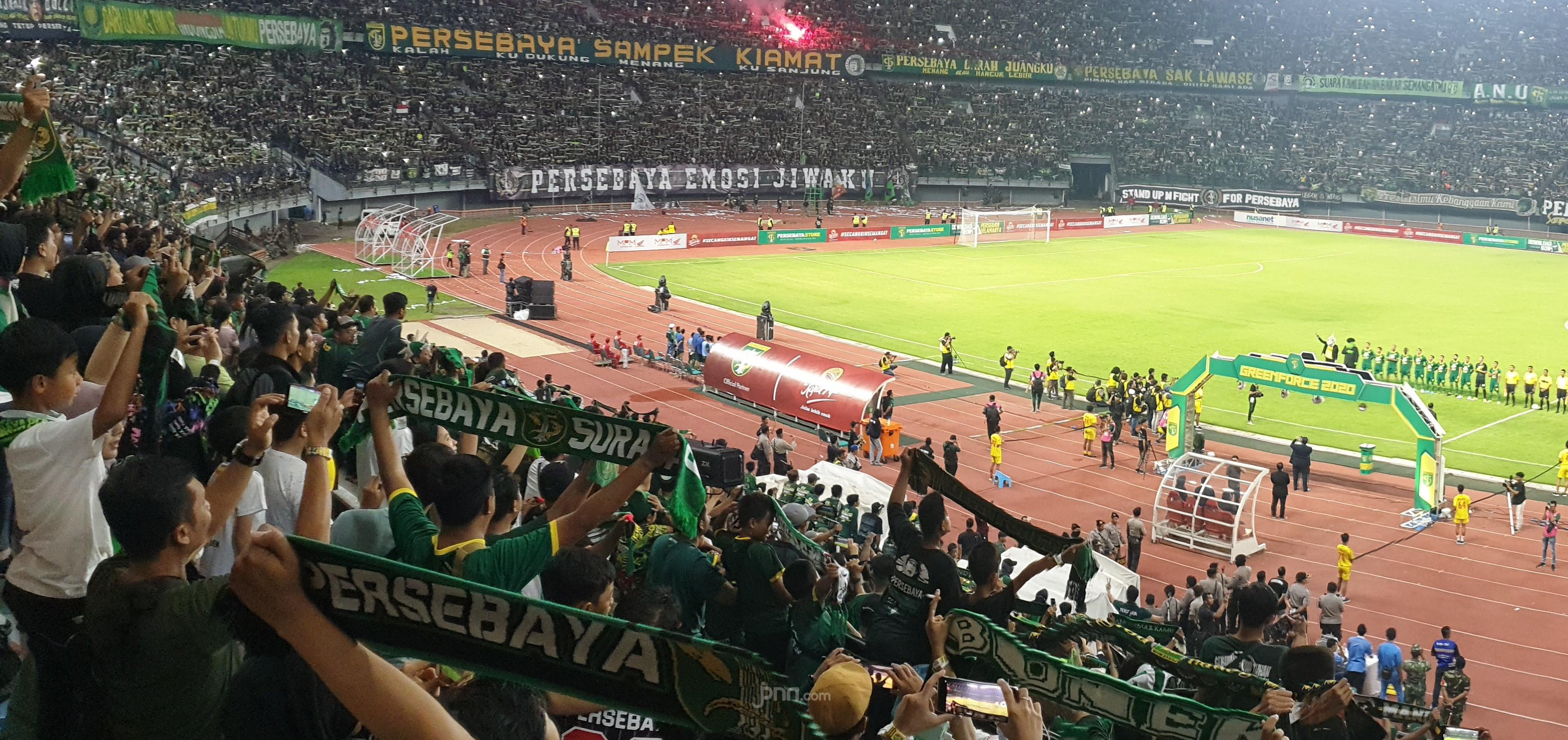 Bagi Para Suporter Klub di Liga 1 2020, Mohon Jangan Dilanggar - JPNN.com