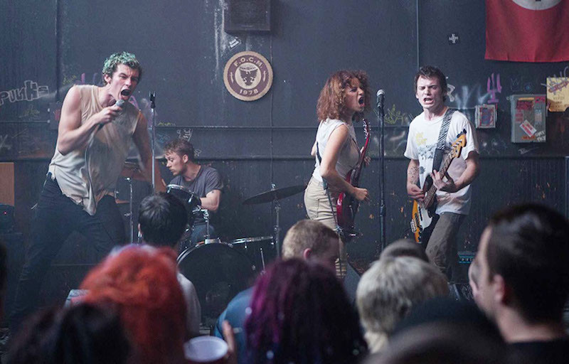 Green Room, Teror Menegangkan dari Band Punk - JPNN.com