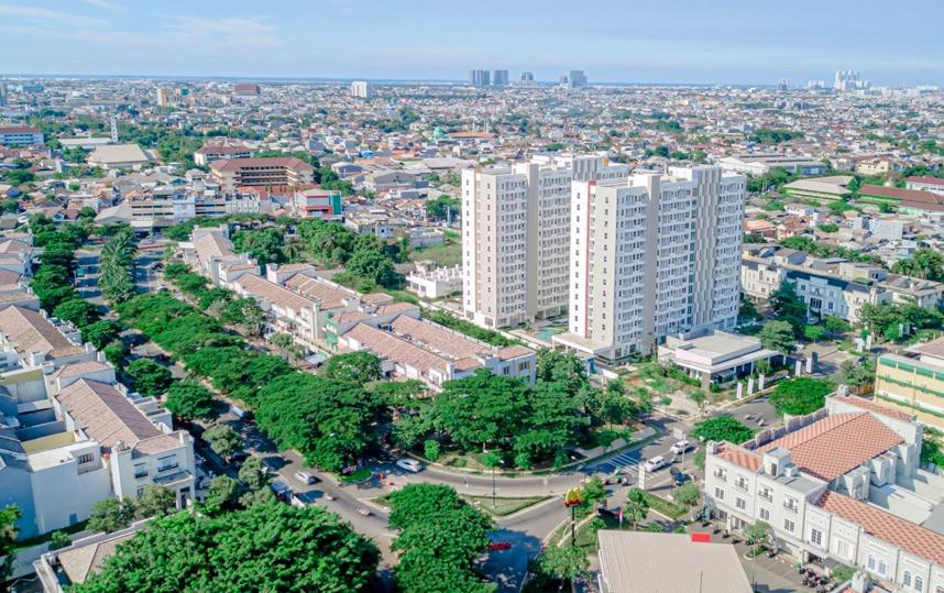 Apartemen Bebas Covid-19 Diresmikan, Bangun Kesadaran Berbasis Komunitas - JPNN.com