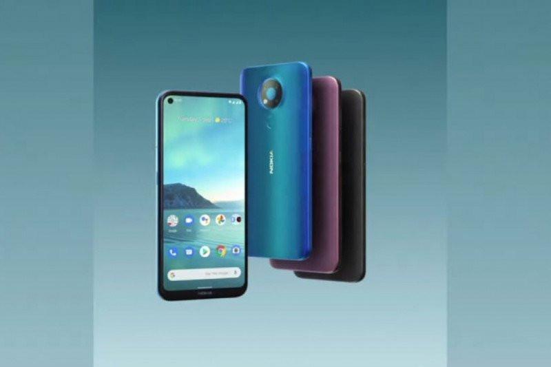 Nokia 2.4 dan 3.4 Ramaikan Persaingan Ponsel Murah